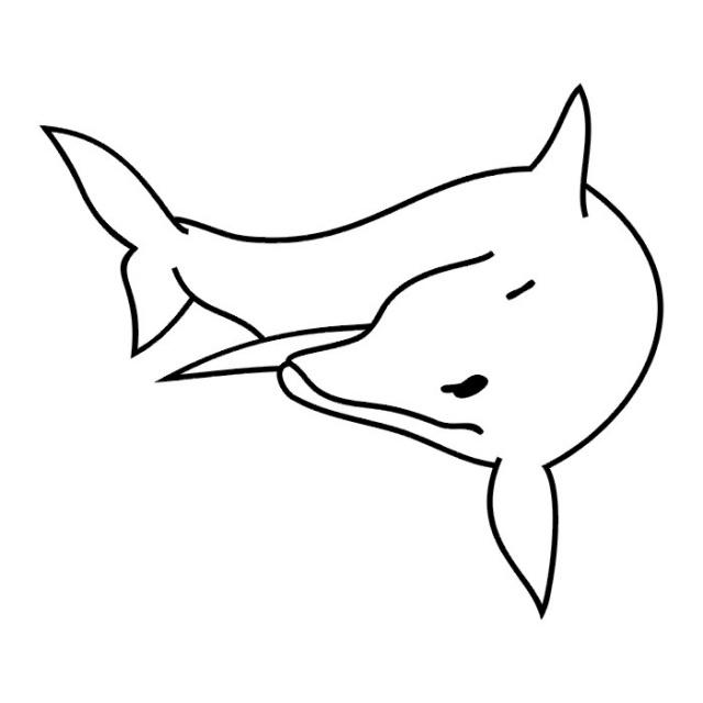 татуировка дельфин (7)