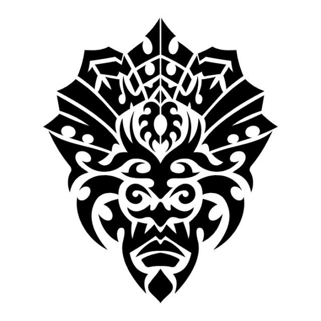 Эскизы татуировок (6)