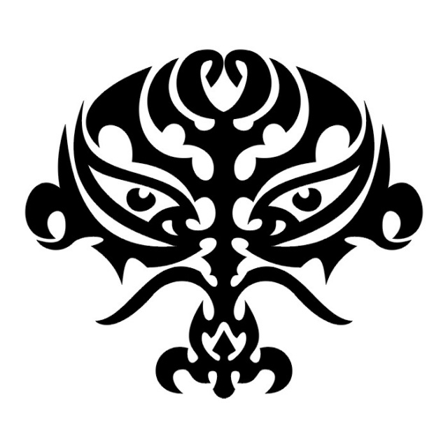 Эскизы татуировок (12)