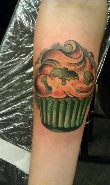 Татуировки на Хэллоуин 2012 (29)