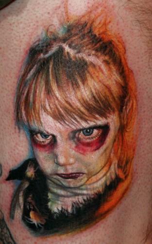 Татуировки на Хэллоуин 2012 (23)