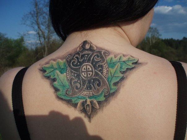 татуировка свастика (20)