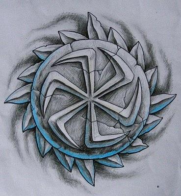 татуировка свастика (7)