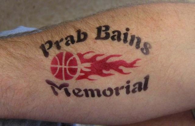 Татуировки: баскетбол (12)