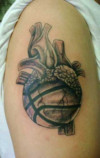 Татуировки: баскетбол (21)