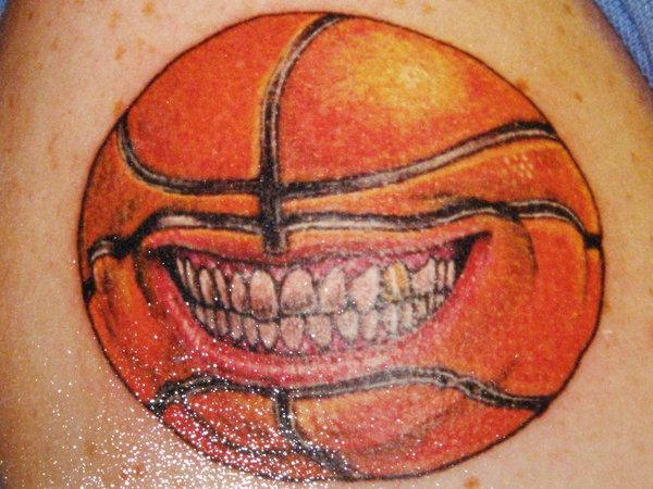 Татуировки: баскетбол (25)