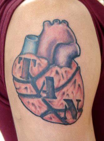 Татуировки: баскетбол (7)