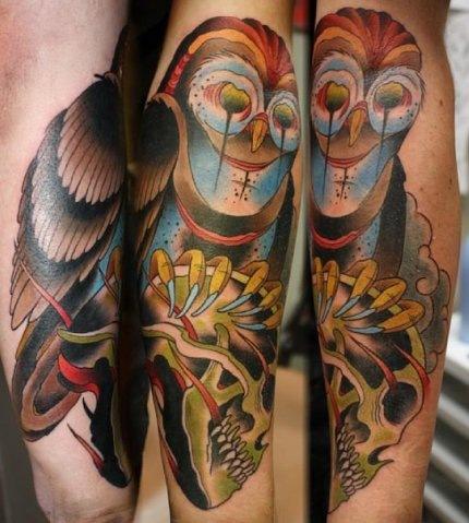 красивые татуировки (11)