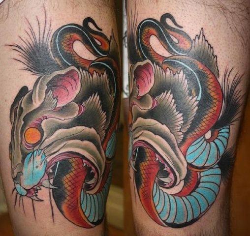 красивые татуировки (8)