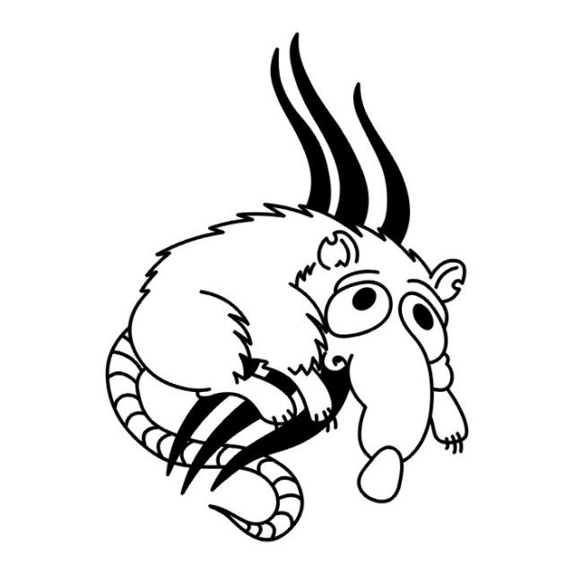 эскизы татуировки летучей мыши и крисы (8)