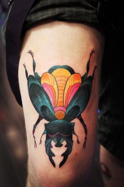 татуировки жуков (4)