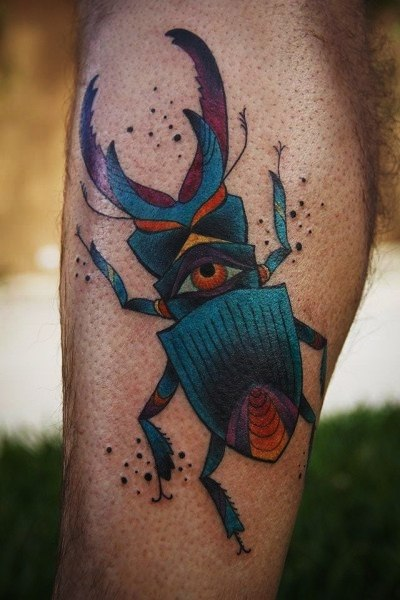 татуировки жуков (6)