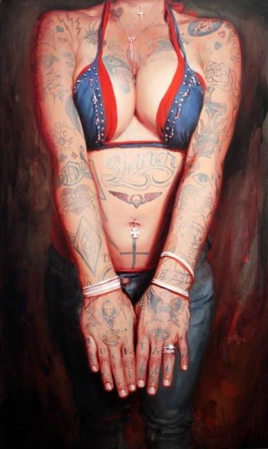 Фото картин и татуировок (6)