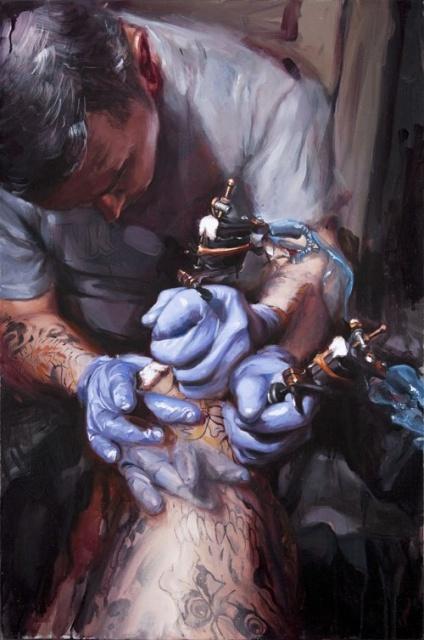 Фото картин и татуировок (5)
