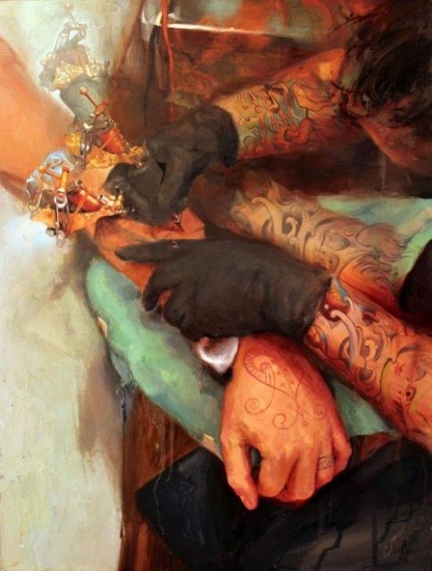 Фото картин и татуировок (3)