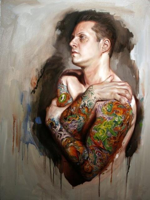 Фото картин и татуировок (1)