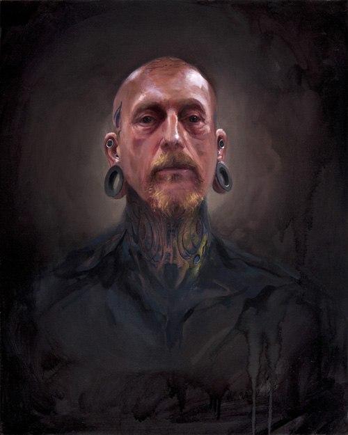 Фото картин и татуировок (8)