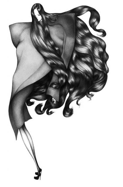 татуировки эскизы девушек (2)