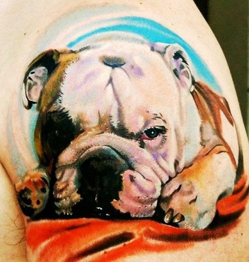Татуировки собак (6)