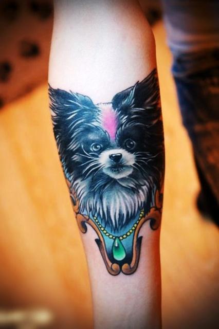 Татуировки собак (4)