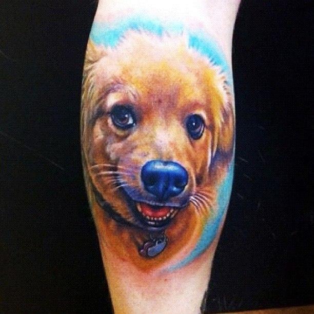 Татуировки собак (2)
