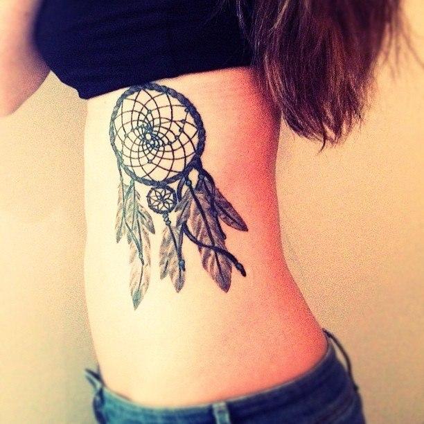 татуировка ловец снов (3)