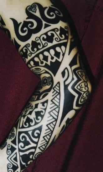 Этнические татуировки (5)