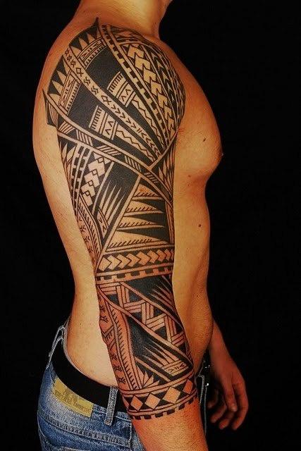 Этнические татуировки (3)