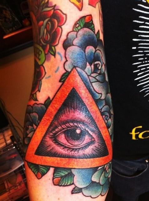 Всевидящее око (2)