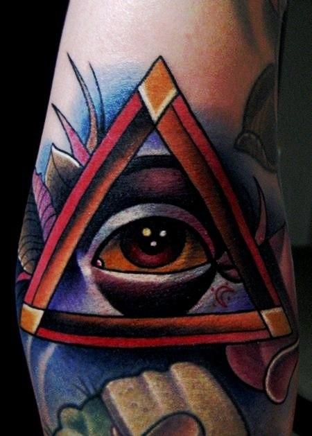 Всевидящее око (6)