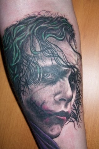 Татуировки на руках (7)