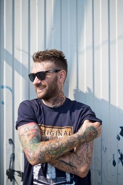Мужские татуировки (5)