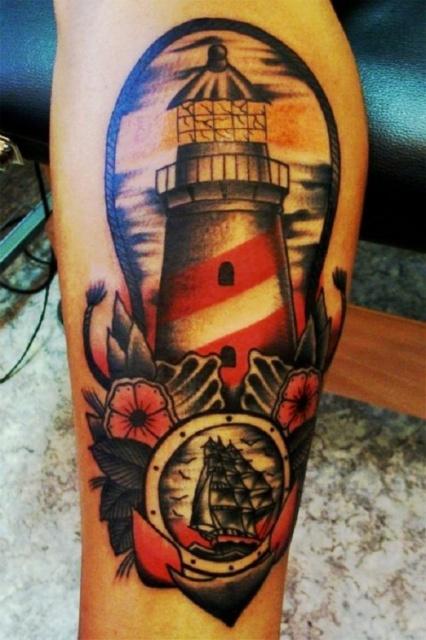 Татуировка-маяк (4)