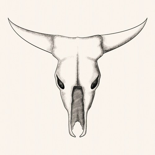 эскизы тату рога (2)