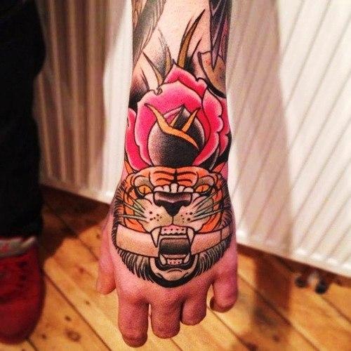 тигр и роза (10)