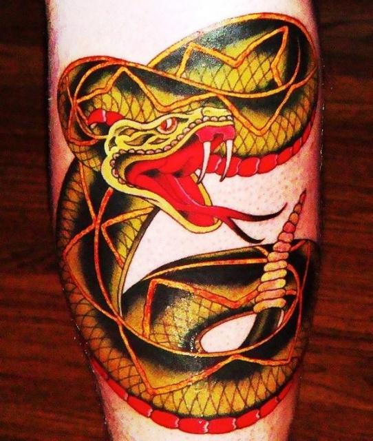 Татуировки змеи 2013 (1)