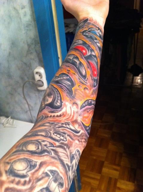 биомеханика татуировки (2)
