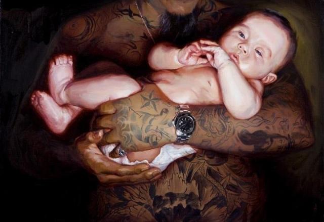 татуированные люди (1)