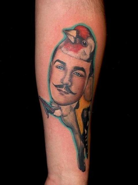 Татуировки-птицы (5)