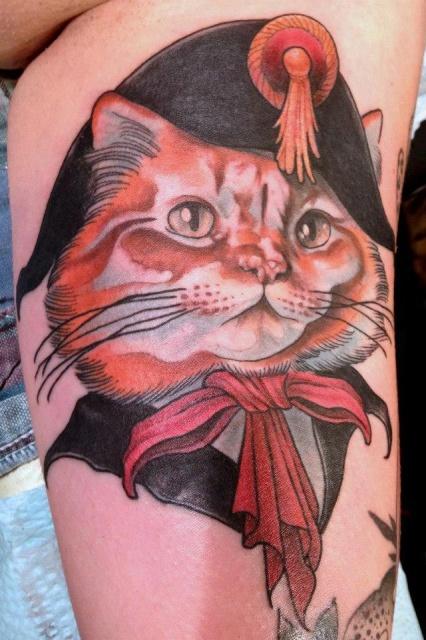 Коты тату (2)