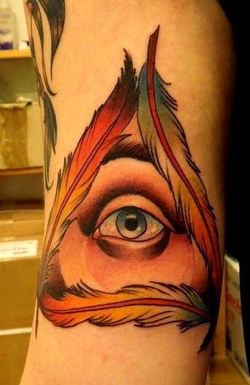 Всевидящее око (3)