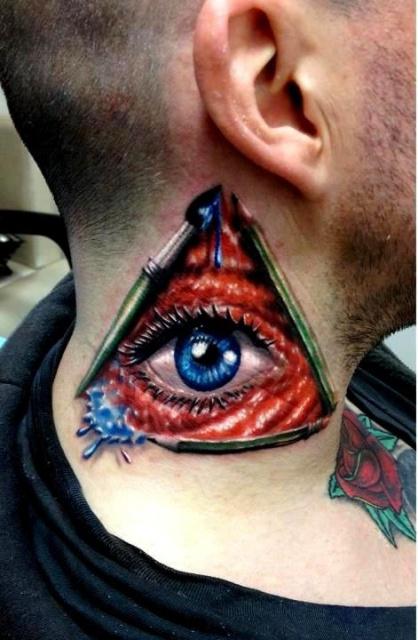 Всевидящее око (1)