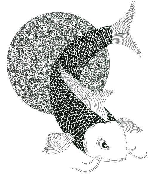 Эскизы рыбы (5)