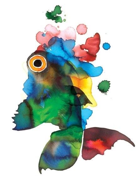 Эскизы рыбы (1)