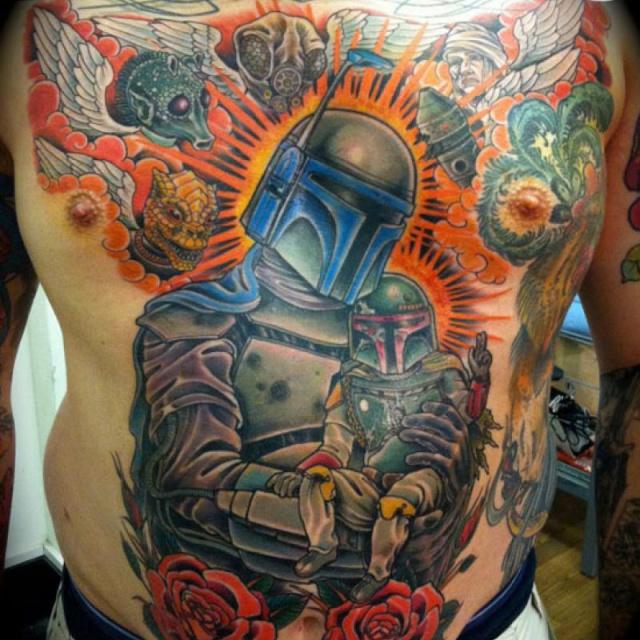 звездные войны тату (43)