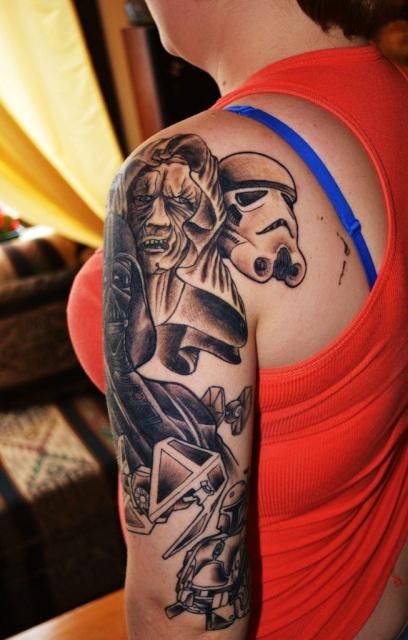 звездные войны тату (40)