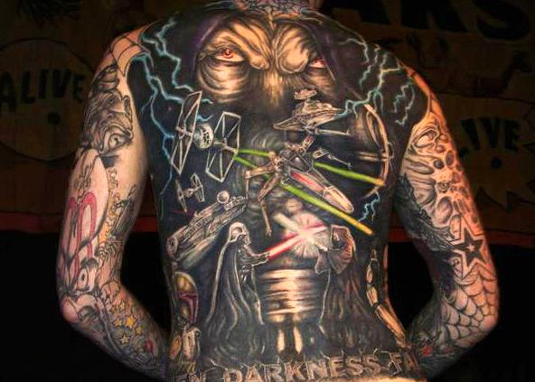 звездные войны тату (35)