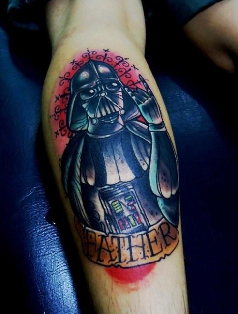звездные войны тату (3)