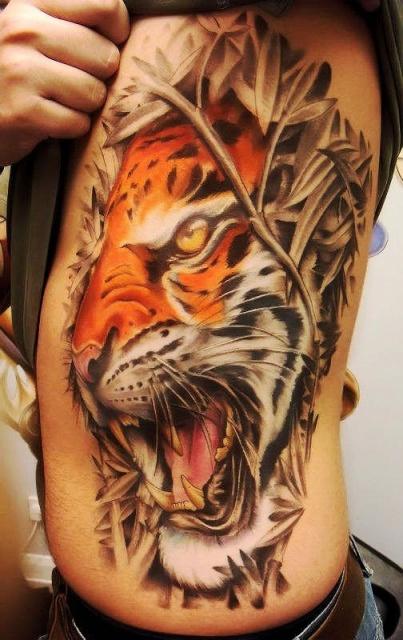 Тату тигра (5)