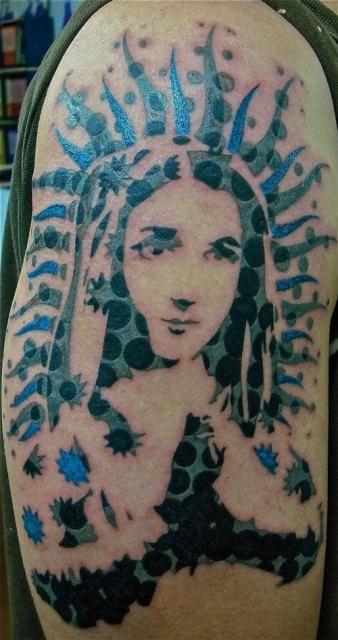 точечные татуировки (4)